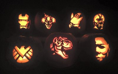 2nd Annual Pumpkin Carving Contest